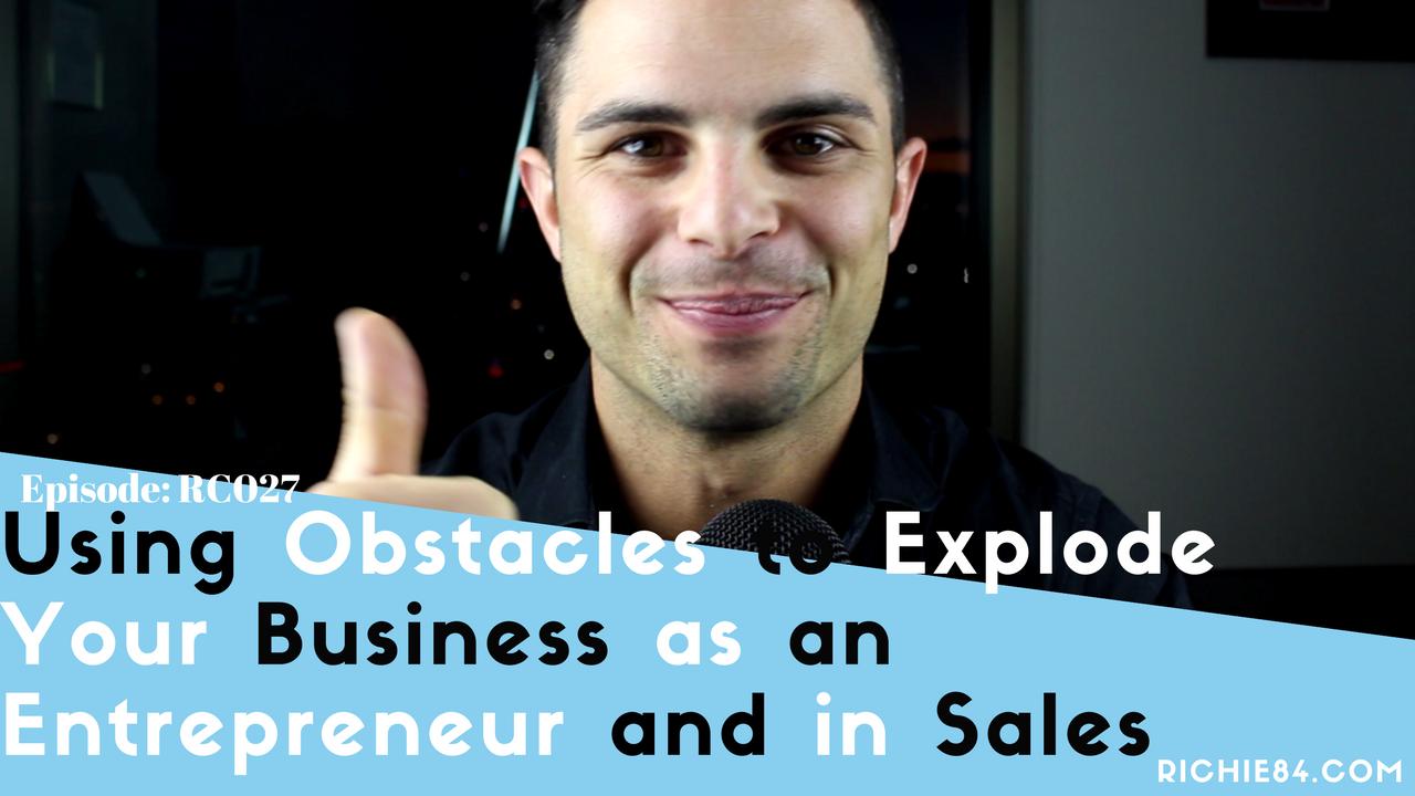 Explode Your Business - Richie Contartesi